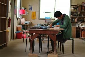 石垣焼 陶芸体験