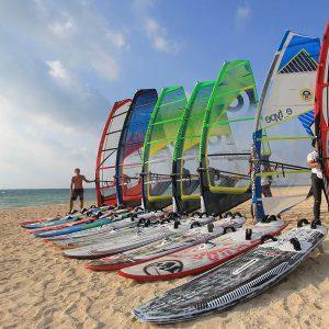 フサキビーチアクティビティ「ウインドサーフィン」