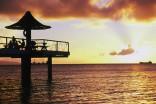 フサキビーチサンセット
