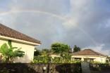 雨無ければ虹は無し