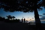 sun set chill