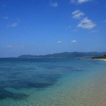 島内随一のホテル内天然ビーチ