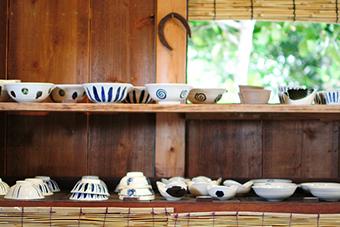 竹富島 泰鍛窯 陶器1