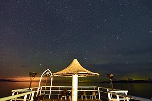 感動の星空体験