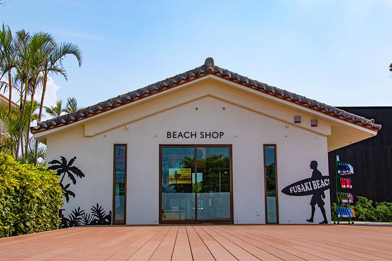 beachshop外観