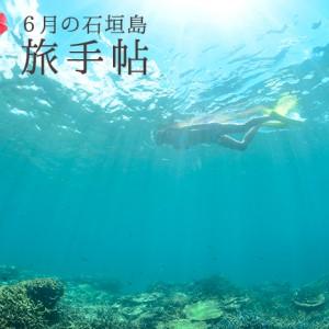 6月の石垣島 旅手帖