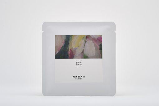 樂園百貨店 死海の塩バスソルト <月桃>