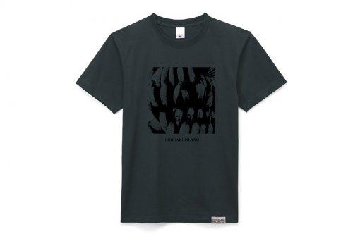 【ホテルオリジナル】イチグスクモードコラボ Tシャツ<チャコール>
