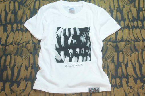 【ホテルオリジナル】イチグスクモードコラボ キッズTシャツ<ホワイト>