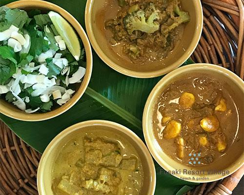 スリランカ風カレー