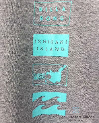石垣ラッシュTシャツ2