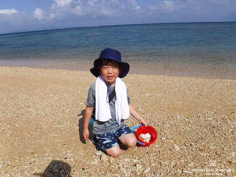 AYAPANIキッズプログラムフサキビーチ探検隊