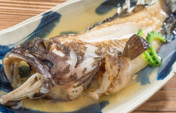 島魚のマース煮