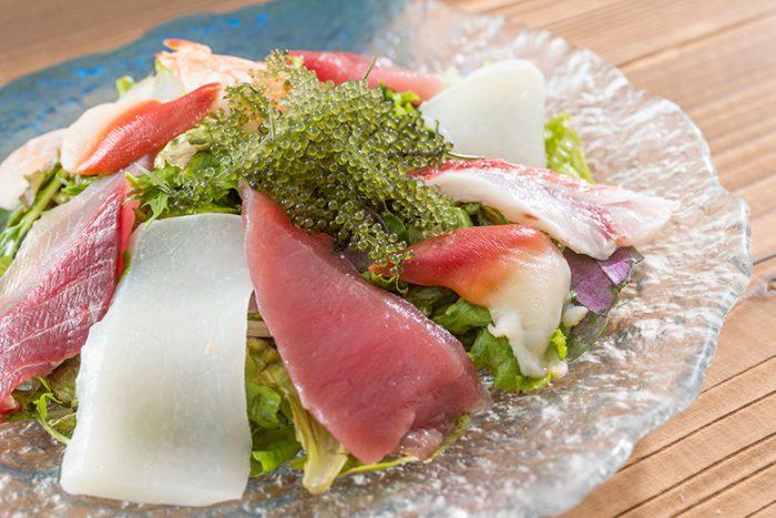 海人(ウミンチュ)サラダ