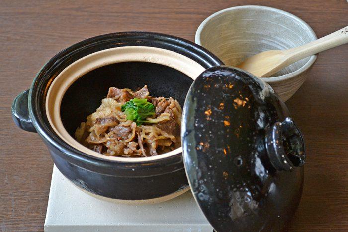 石垣牛しぐれ煮と牛蒡御飯(2人前)